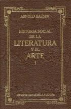 Papel Historia Social De La Literatura Y El Arte I