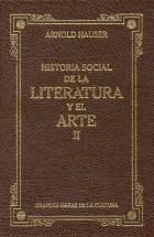 Papel Historia Social De La Literatura Y El Arte Ii