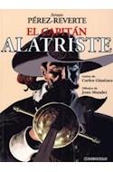 Papel CAPITAN ALATRISTE (ILUSTRADO)