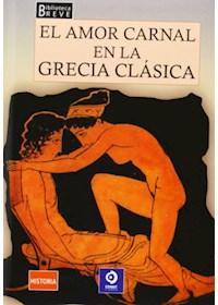 Papel El Amor Carnal En La Grecia Clasica