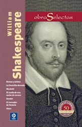 Libro William Shakespeare