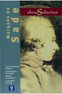 Papel OBRAS SELECTAS (MARQUES DE SADE) (CARTONE)