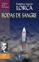 Libro Bodas De Sangre (Tb)