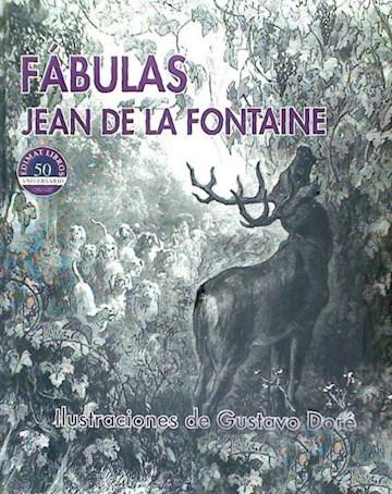 Papel Fabulas Jean De La Fountaine