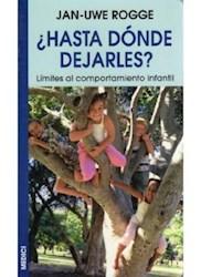Libro Hasta Donde Dejarles