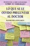 Libro Lo Que Se Le Olvido Preguntar Al Doctor