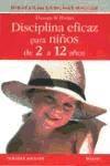 Libro Disciplina Eficaz Para Niños De 2 A 12 Años