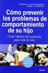 Libro Como Prevenir Problemas Comportamiento