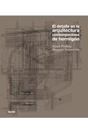 Papel DETALLE EN LA ARQUITECTURA CONTEMPORANEA DE HORMIGON (C  ARTONE)