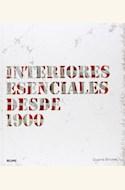 Papel INTERIORES ESENCIALES DESDE 1900