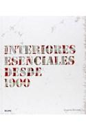 Papel INTERIORES ESENCIALES DESDE 1900 (CARTONE)