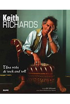 Papel KEITH RICHARDS UNA VIDA DE ROCK AND ROLL