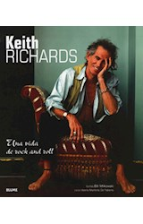 Papel KEITH RICHARDS UNA VIDA DE ROCK AND ROLL
