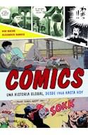 Papel COMICS UNA HISTORIA GLOBAL DESDE 1968 HASTA HOY (ILUSTRADO) (RUSTICA)