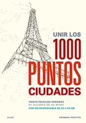 Papel Unir Los 1000 Puntos Ciudades
