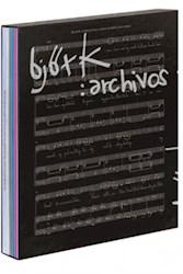 Libro Bjork: Archivos