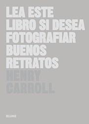 Libro Lea Este Libro Si Desea Fotografiar Buenos Retratos