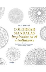 Papel COLOREAR MANDALAS INSPIRADOS EN EL MINDFULNESS