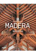 Papel ARQUITECTURA DE MADERA HISTORIA UNIVERSAL (CARTONE)