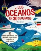 Papel OCEANOS EN 30 SEGUNDOS (RUSTICA)