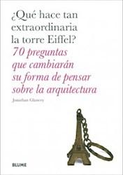 Libro Que Hace Tan Extraordinaria La Torre Eiffel?.