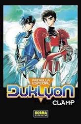 Libro 2. Patrulla Especial Duklyon