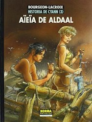 Libro 3. Aieia De Aldaal  Historia De Cyann