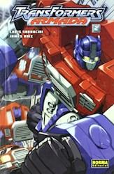 Libro Transformers Armada 2