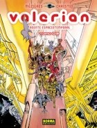 Papel Valerian Agente Espaciotemporal Vol.3