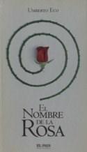 Papel Nombre De La Rosa, El