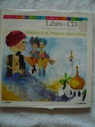 Papel Aladino Y La Lampara Maravillosa Libro +Cd
