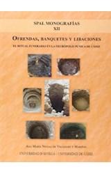 Papel OFRENDAS, BANQUETES Y LIBACIONES