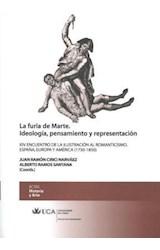 Papel LA FURIA DE MARTE. IDEOLOGIA, PENSAMIENTO Y