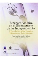 Papel ESPAEA Y AMERICA EN EL BICENTENARIO DE LAS I