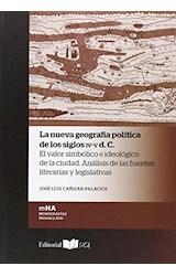 Papel LA NUEVA GEOGRAFIA POLITICA DE LOS SIGLOS IV