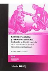 Papel LA MEMORIA VIVIDA Y LA MEMORIA CONTADA