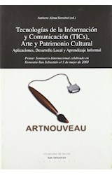 Papel Tecnologías de la Información y Comunicación (TICs), Arte y Patrimonio Cultural