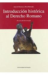 Papel INTRODUCCION HISTORICA AL DERECHO ROMANO