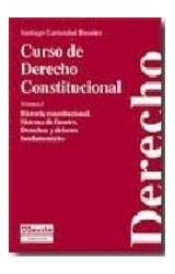 Papel Curso de Derecho constitucional Vol. I