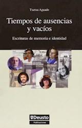 Papel TIEMPOS DE AUSENCIAS Y VACIOS