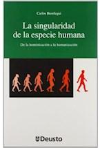 Papel LA SINGULARIDAD DE LA ESPECIE HUMANA DE LA H