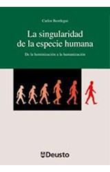 E-book La singularidad de la especie humana