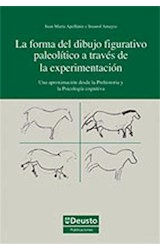 E-book La forma del dibujo figurativo paleolítico a través de la experimentación