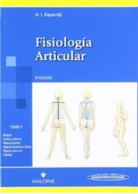 Papel Fisiología Articular