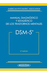 Papel DSM-5 MANUAL DIAGNOSTICO Y ESTADISTICO DE LOS TRASTORNOS MEN