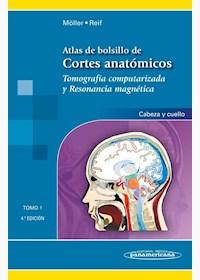 Papel Atlas De Bolsillo De Cortes Anatómicos: Tomo 1 - Ed. 4ª