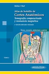 Papel Atlas De Bolsillo De Cortes Anatómicos: Tomo 2 - Ed. 4ª