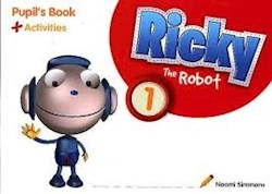 Papel Ricky The Robot 1 Pupil'S Book + Activities