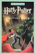Papel HARRY POTTER Y LA CAMARA SECRETA (HARRY POTTER 2) (RUSTICA)