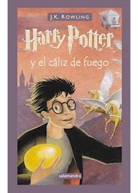 Papel Harry Potter 4 - Y El Cáliz De Fuego (Tapa Dura)